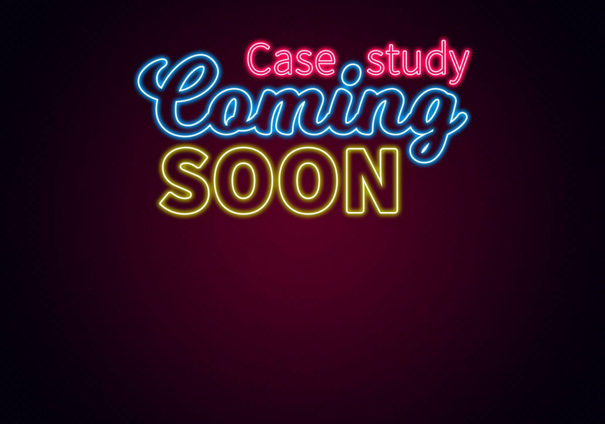 Case Study Coming Soon